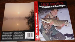 Mick Brown at PAC Convention with new book