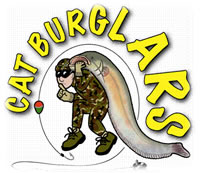Cat Burglars: catfish fishing holidays, River Ebro, Sopain