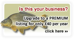 Promote your business at UK Fisherman