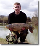 Commercial carp fishing