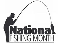 National Fishing Month 2012 | 20th July - 27th August
