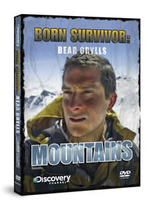 Born Survivor: Bear Grylls Mountains