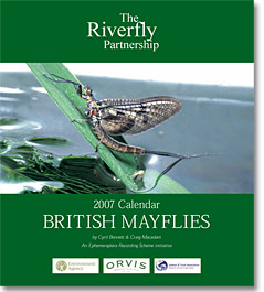 The 2007 British Mayflies Calender