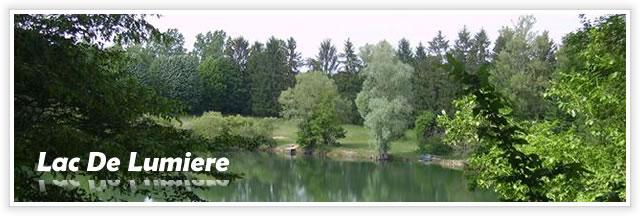 Lac De Lumiere fishing holidays in France
