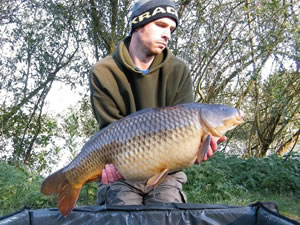 Kevin Day 22lb 12oz common