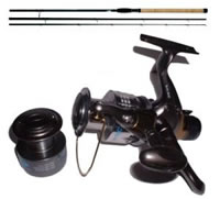 Masterline XL 12ft Match Rod - Plus Half Price Reel